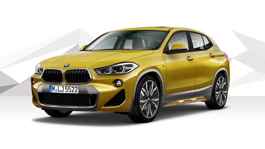 New X2 sDrive18i M Sport X